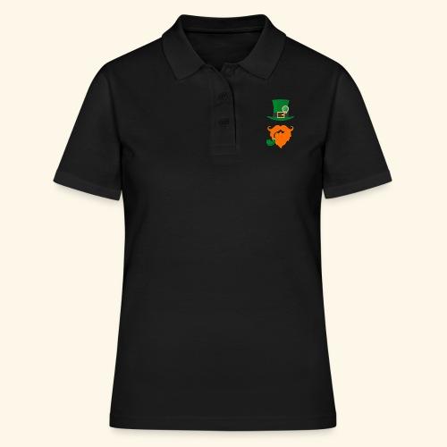 st patricks day party - Frauen Polo Shirt