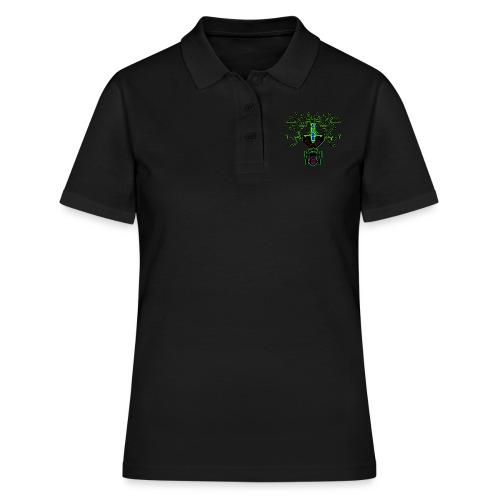 science - Frauen Polo Shirt