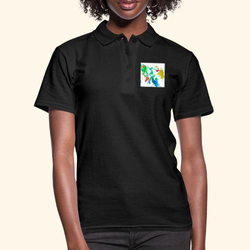 Ragnatele colorate - Women's Polo Shirt