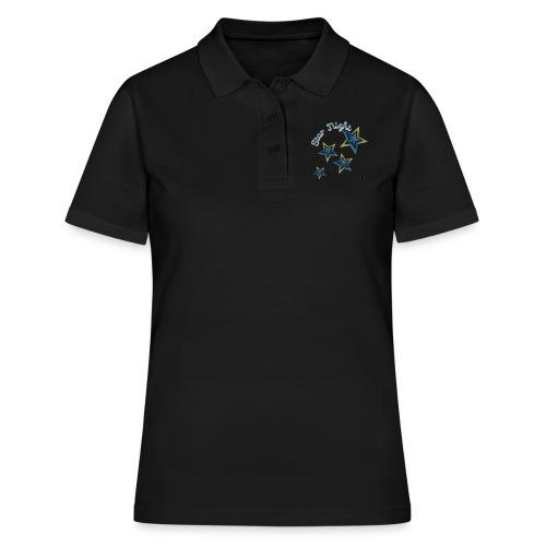 Star - Camiseta polo mujer