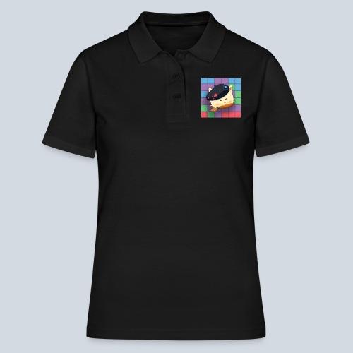 Hungry Cat Picross - Women's Polo Shirt