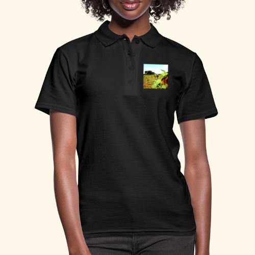 Girasole triste - Women's Polo Shirt
