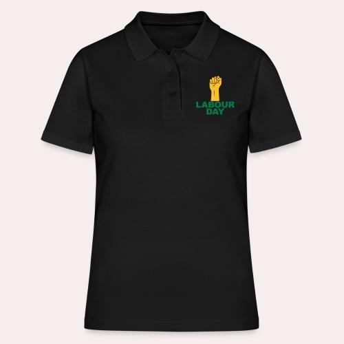 Día del trabajo / Puño en alto - Women's Polo Shirt