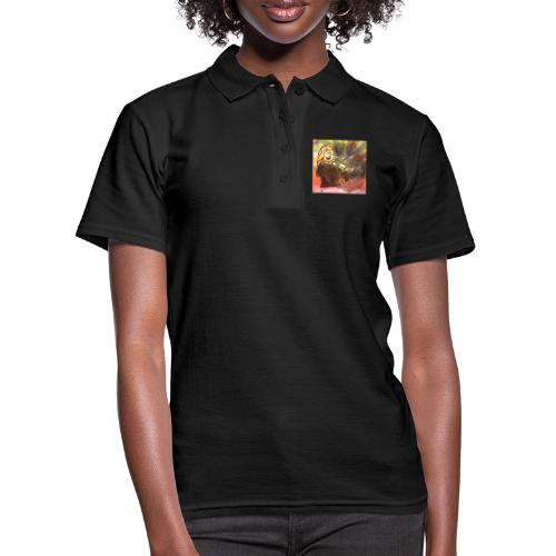 Design Geige Psalm 33 Vers 3 - auf Kleidung - Frauen Polo Shirt
