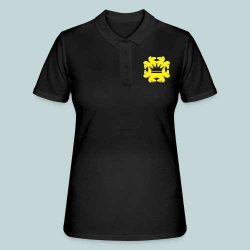 acht Springer - Frauen Polo Shirt