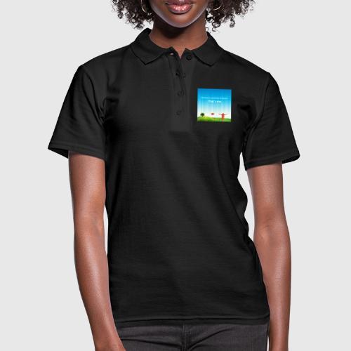 Rolling hills tshirt - Poloshirt dame
