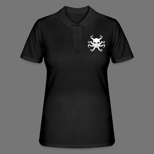 logoPAC-Blanc - Women's Polo Shirt