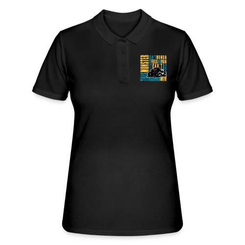 This monster - Women's Polo Shirt