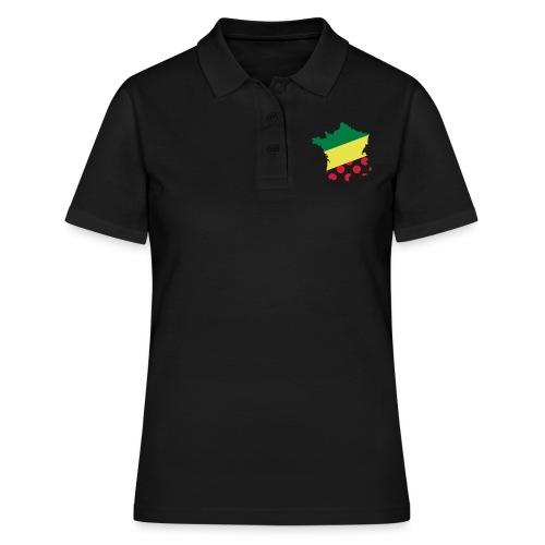 Tour de France - Frauen Polo Shirt