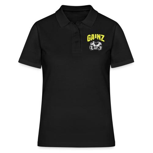GAINZ - Frauen Polo Shirt