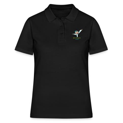DOUSIG BIHAN - Women's Polo Shirt