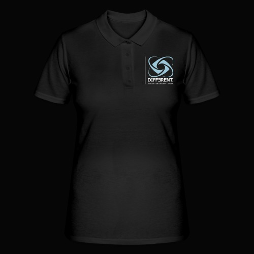 OFFICIAL DIFFERENT. - Women's Polo Shirt