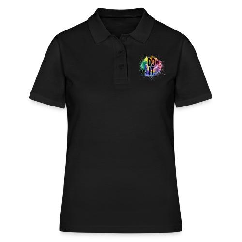 DON'T QUIT, DO IT - Women's Polo Shirt