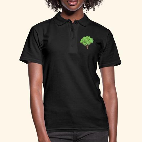 baum 3 - Frauen Polo Shirt
