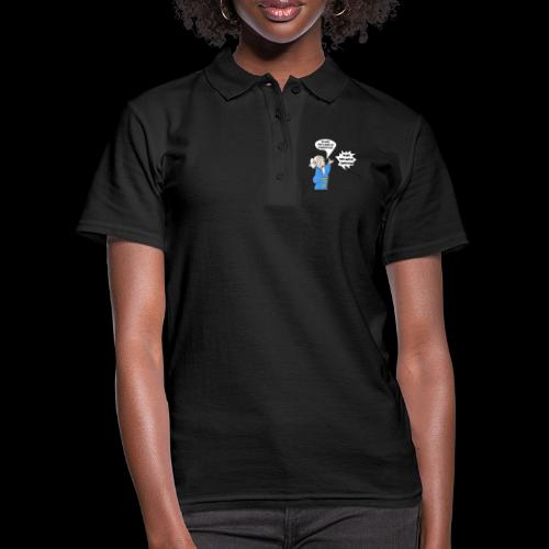 konfuss - Frauen Polo Shirt
