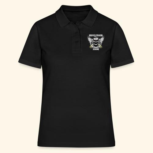 Bearded Villains Belgium - Women's Polo Shirt