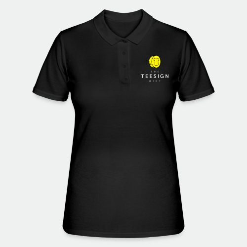 Teesign Mint Tshirt FA 4 - Women's Polo Shirt