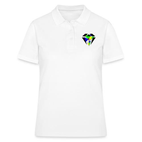 J.O.B. Diamant Colour - Frauen Polo Shirt