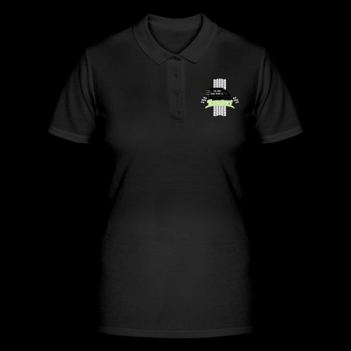The only good Sport is Transport - Frauen Polo Shirt