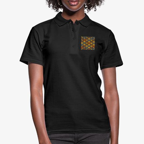 Autobahnkreuze Mesh - Frauen Polo Shirt