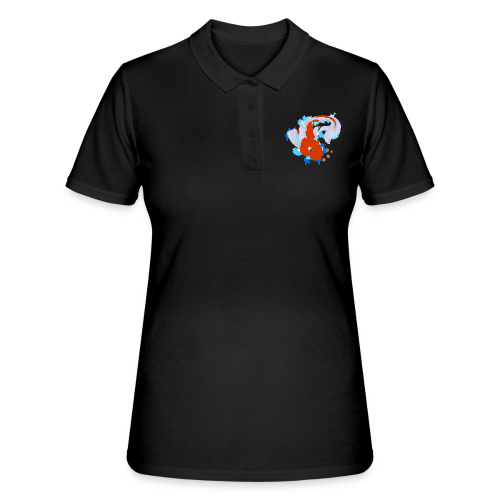 Carpa Koi - Women's Polo Shirt