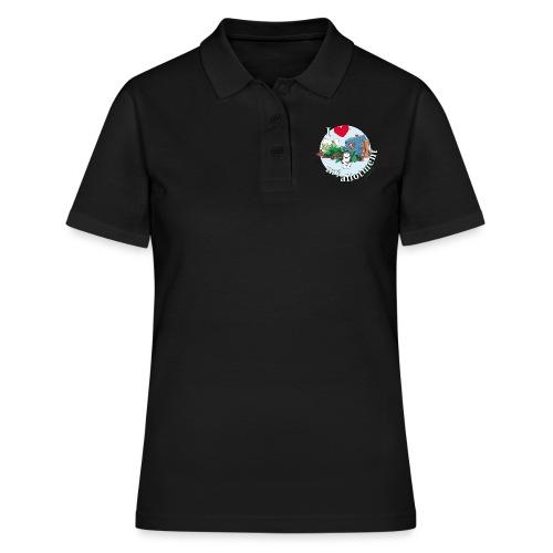 I 'love' my allotment - Women's Polo Shirt