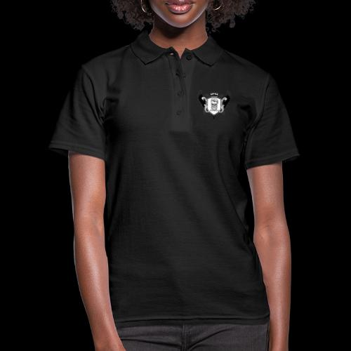Ride and Rock Wings - Frauen Polo Shirt