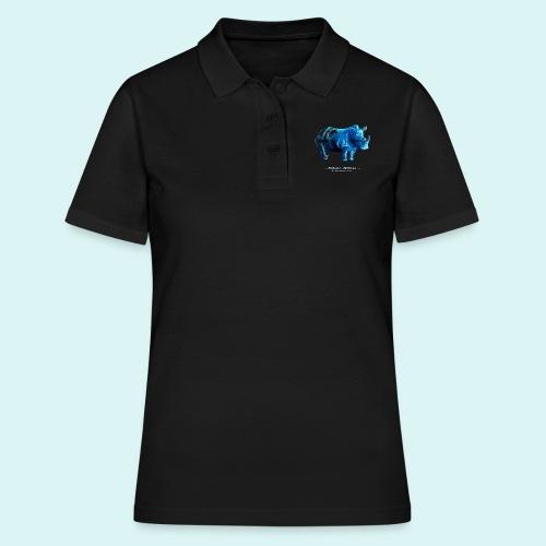 Rhino Blues - Women's Polo Shirt