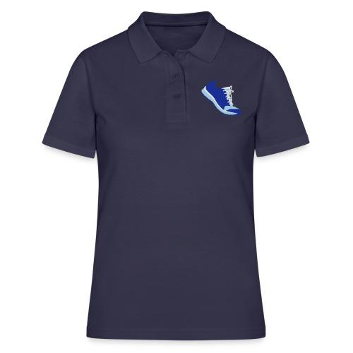 Laufschuh - Frauen Polo Shirt