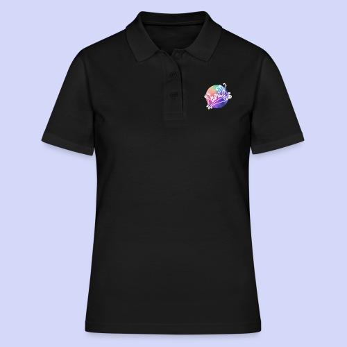 pastel rainbow, NuniDK Collection - Female top - Poloshirt dame