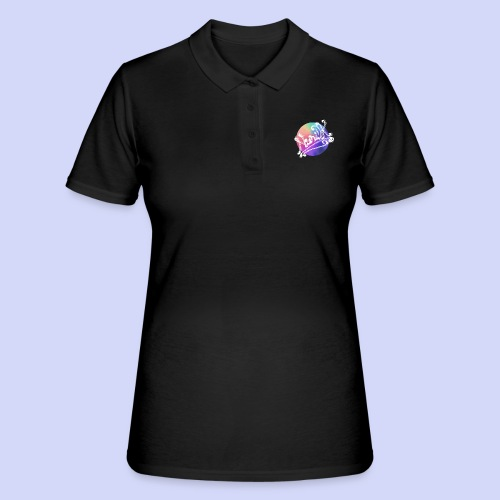 pastel rainbow, NuniDK Collection - Female top - Women's Polo Shirt