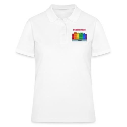 PRIDENHAGEN RETRO T-SHIRT - Poloshirt dame