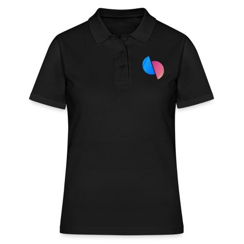 Ediplace logo färg - Women's Polo Shirt