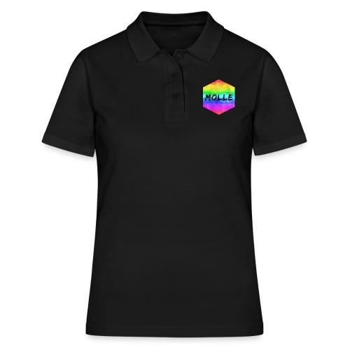 molle rainbow - Naisten pikeepaita
