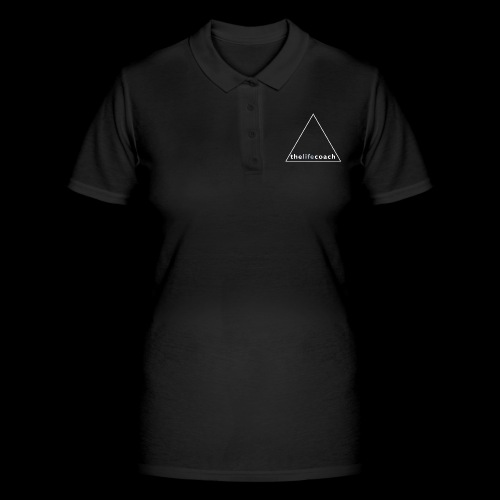 thelifecoach clothing range - Women's Polo Shirt