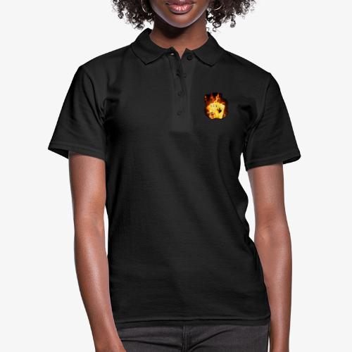 Flamme THE TEXAS HOLDEM - Frauen Polo Shirt