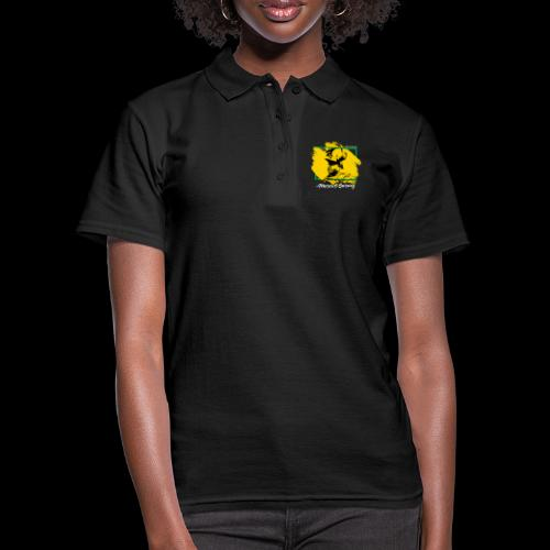 MARCUS GARVEY by Reggae-Clothing.com - Frauen Polo Shirt