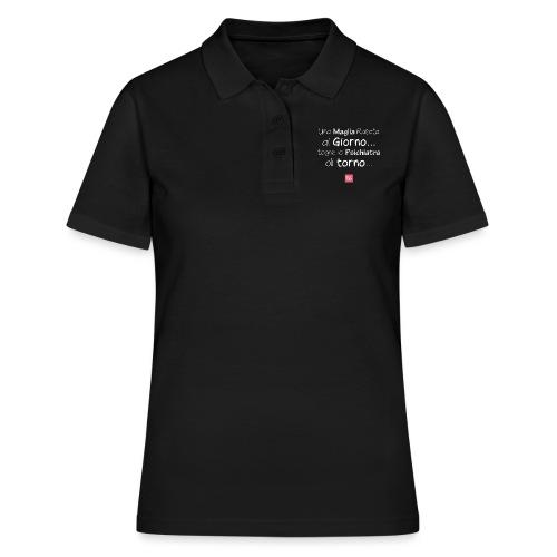 Una maglia rasata al giorno - Women's Polo Shirt