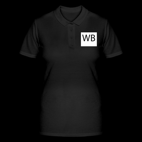 WB Logo - Frauen Polo Shirt
