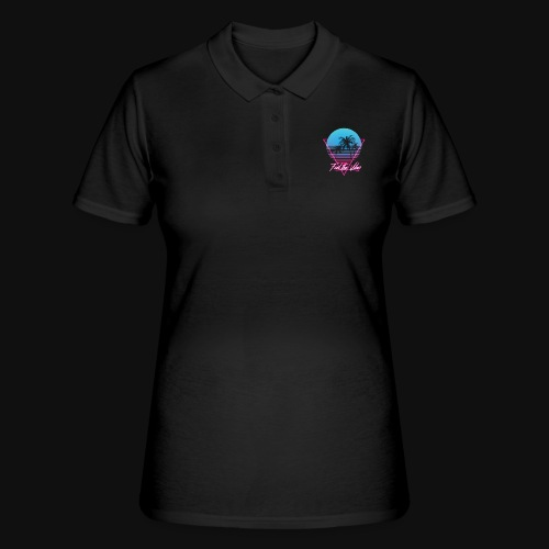 Feel the Vibes - Women's Polo Shirt