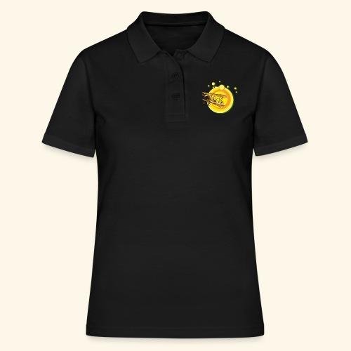 AVIÓN ANTIGUO - Camiseta polo mujer