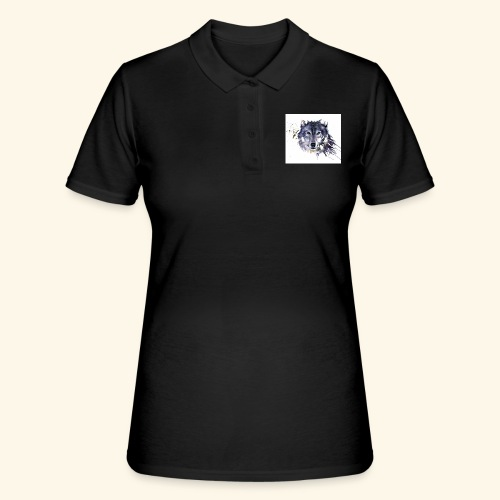 Wolf - Women's Polo Shirt