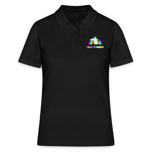 Logo officiel de la team forcing - Women's Polo Shirt
