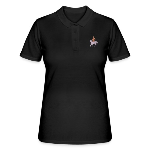 Das Biturmemehorn - Frauen Polo Shirt