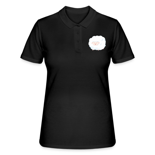 Sheep - Women's Polo Shirt