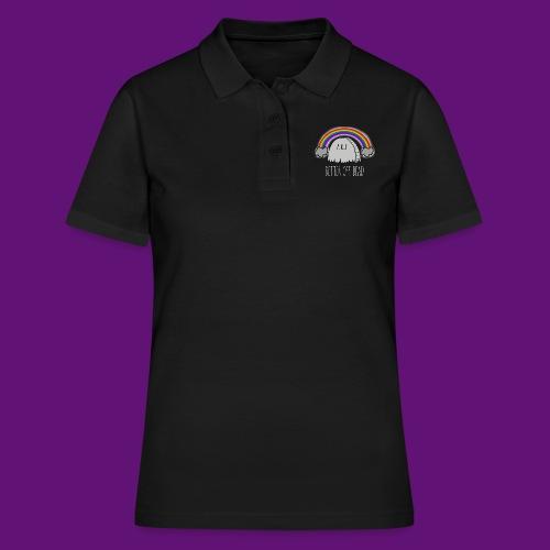 better off dead white - Women's Polo Shirt