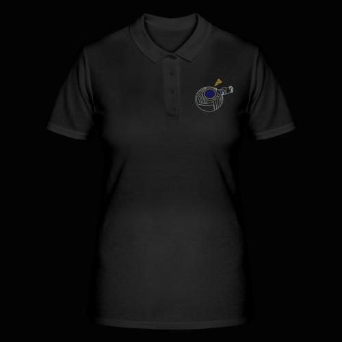 150607 trockiventil apex klein - Frauen Polo Shirt