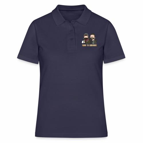 Born to Survivre - Women's Polo Shirt
