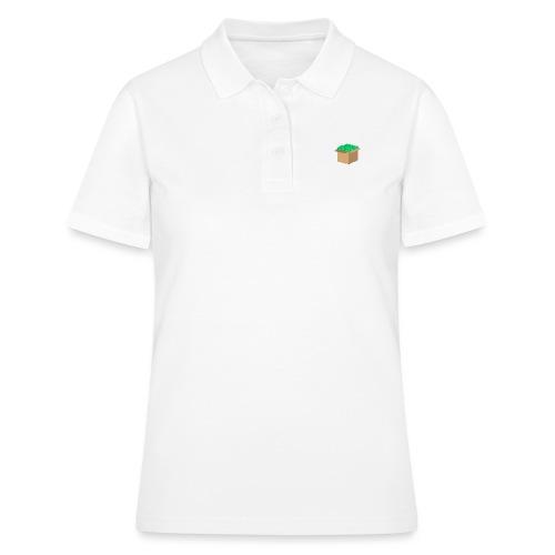 Geld Karton - Frauen Polo Shirt