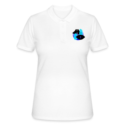 Hugo's logo transparant - Vrouwen poloshirt